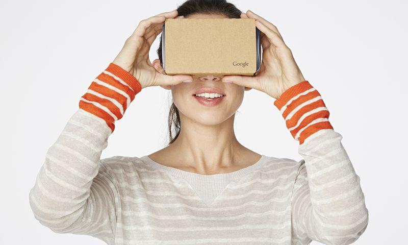 Google Cardboard – простейшие VR очки с широким функционалом