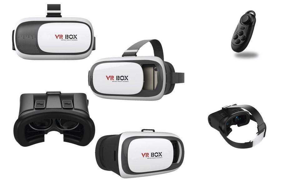Обзор доступных очков виртуальной реальности VR BOX 2.0