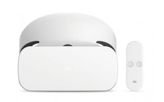 Обзор очков виртуальной реальности Xiaomi Mi VR 2