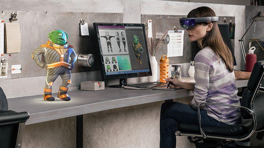 Лучшие очки для разработки дополненной реальности