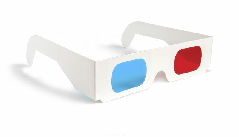 Как сделать 3D очки в домашних условиях