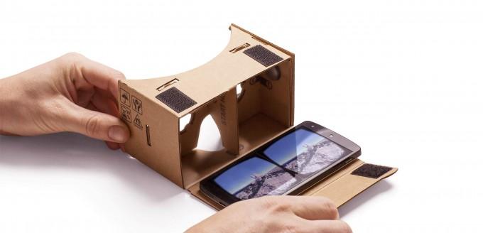 Как сделать шлем для виртуальной реальности своими руками