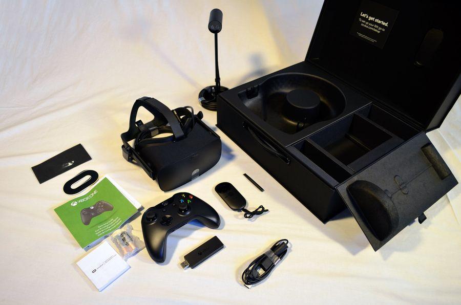 Обзор шлема виртуальной реальности Oculus Rift CV1