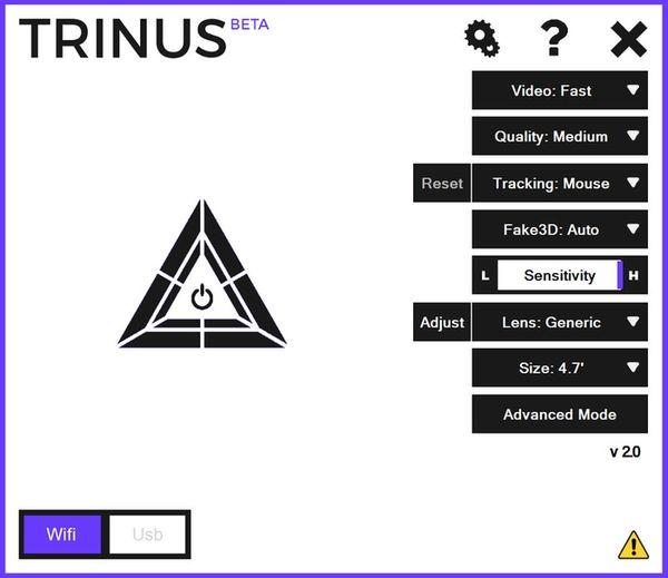 Тrinus VR: играем в компьютерные игры в VR очках