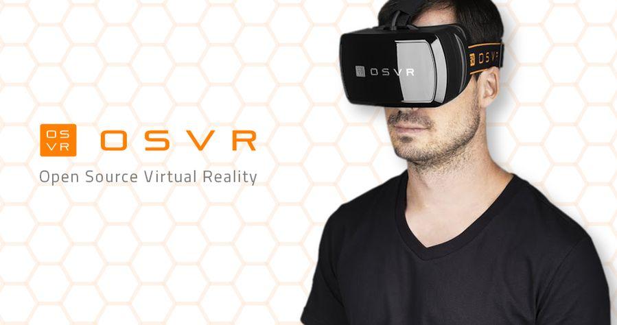 OSVR - обзор шлема и открытой платформы виртуальной реальности
