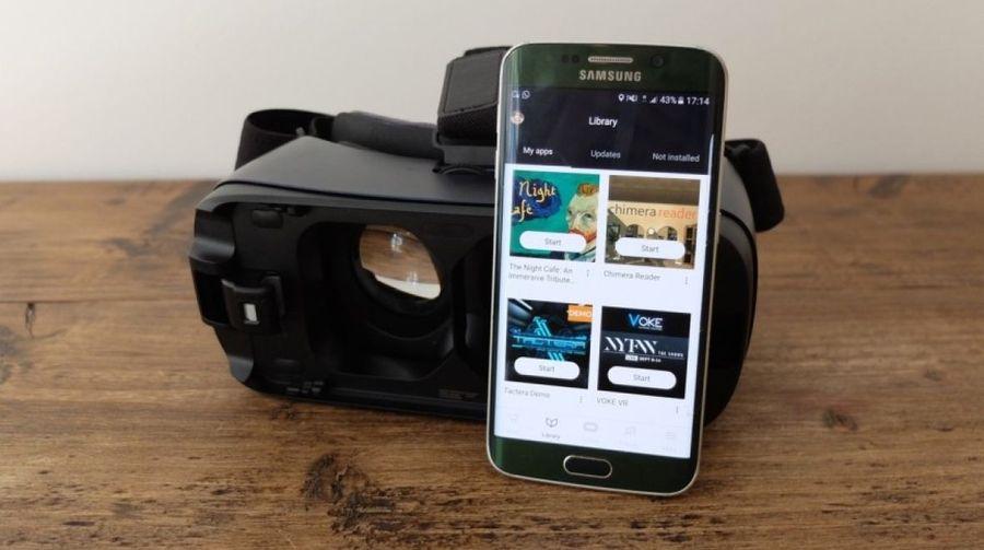 Какой телефон нужен для очков виртуальной реальности?