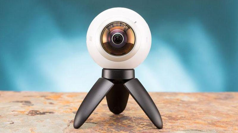 Samsung Gear 360: камера для съемок видео и фото 360 градусов