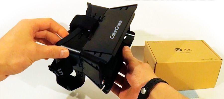 ColorCross VR 3D: шлем виртуальный, разочарование реальное