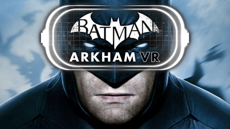 Обзор игры Batman Arkham VR - такой реалистичный Бэтмен