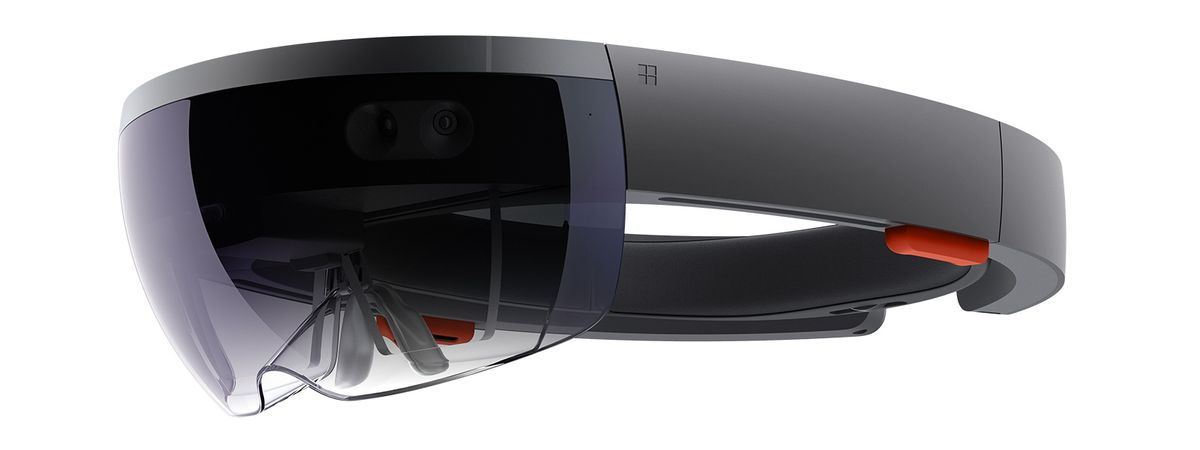 Microsoft Hololens: обзор очков дополненной реальности