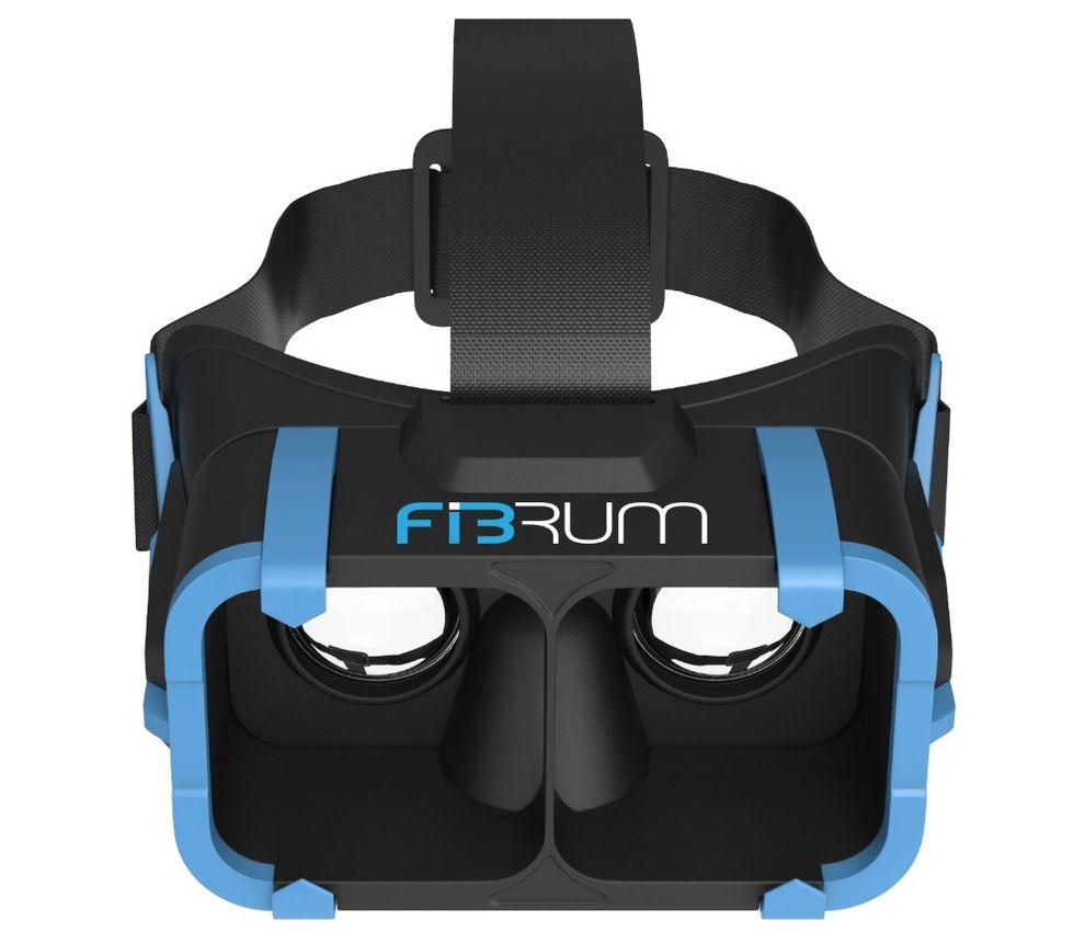Fibrum Pro: из России с VR (обзор шлема виртуальной реальности)