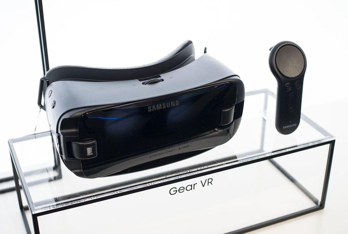 Обзор шлема Samsung Gear VR - хороший выбор, если ecть смартфон от Samsung