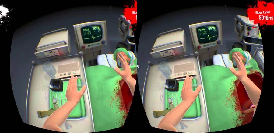 Лучшие VR игры для PC