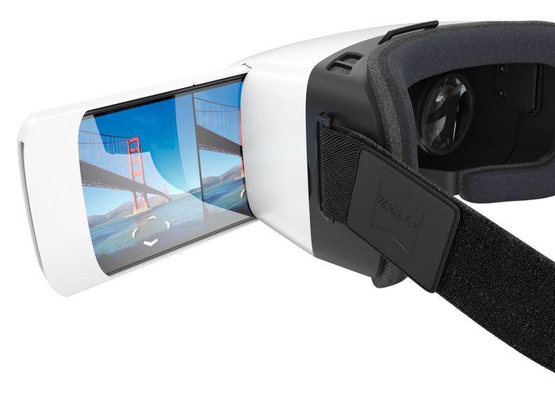 Carl Zeiss One Plus: достойный аналог Samsung Gear VR