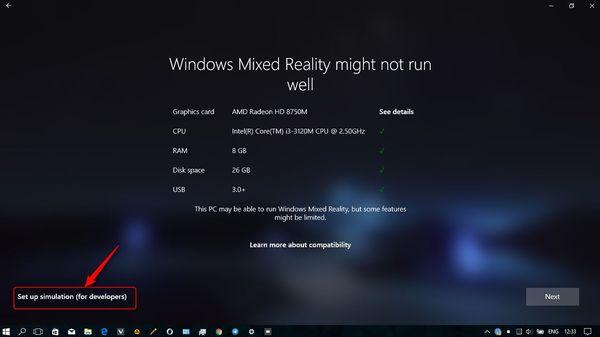 Mixed Reality Portal: смешанная реальность от Microsoft