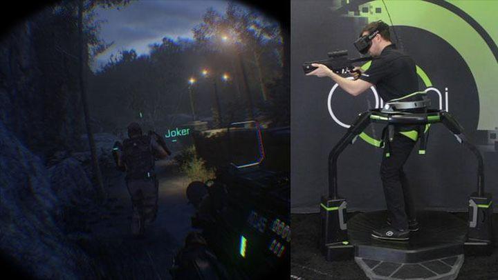 Virtuix Omni: революционная платформа виртуальной реальности
