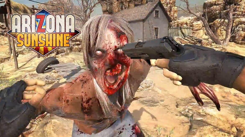 Arizona Sunshine VR: зомби, в которых вы поверите