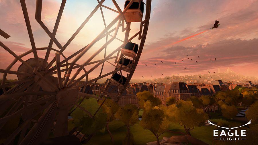 Eagle Flight VR: почувствуй себя птицей