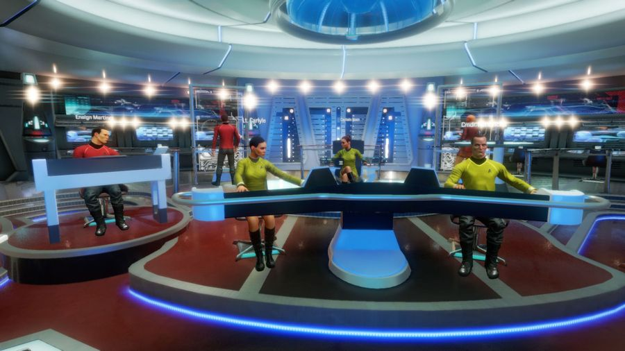 Star Trek Bridge Crew (VR): кэп, ваши указания?