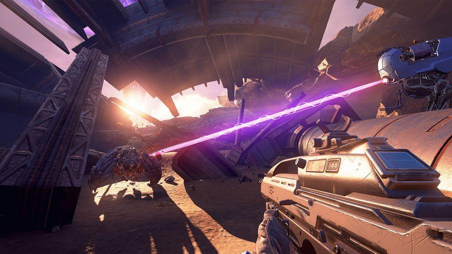 Farpoint: первый серьезный проект для Playstation VR