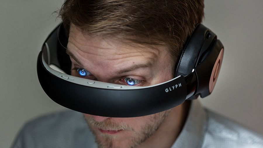 Avegant Glyph: мобильный VR-кинотеатр, который всегда с вами
