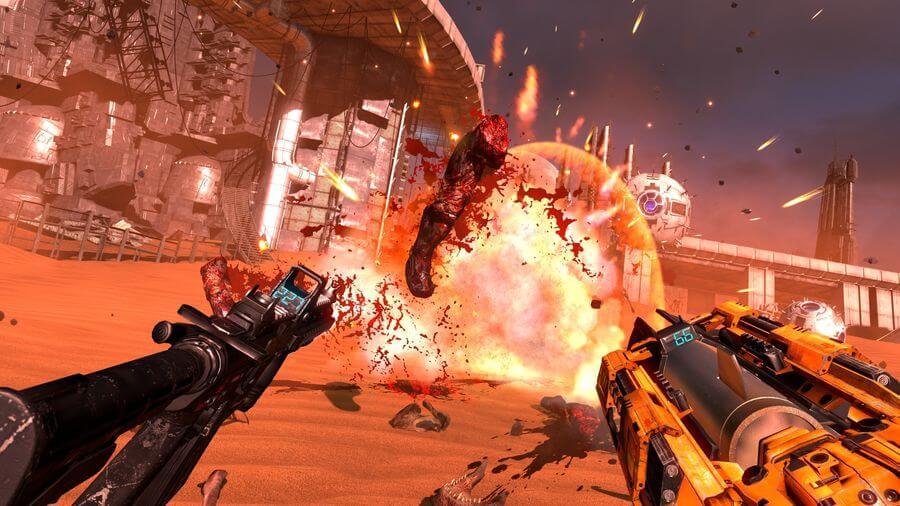 Serious Sam VR: The Last Hope - Сэм Стоун снова борется со злом!