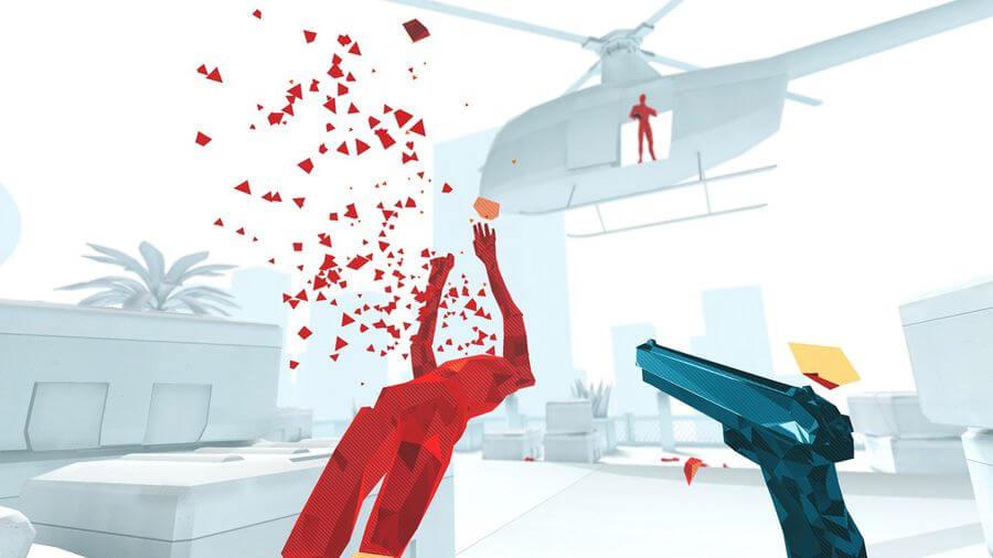 SUPERHOT VR: спорим, что тебе понравится?