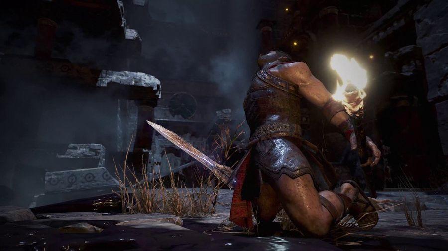 Обзор игры Theseus: мифы Древней Греции в VR