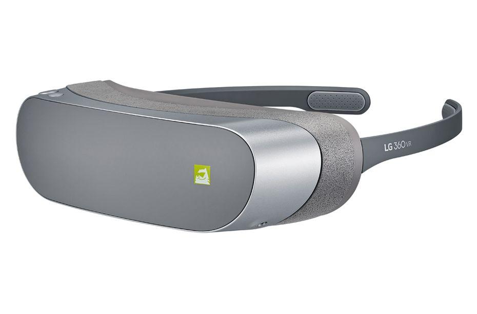 LG 360 VR: обзор очков виртуальной реальности