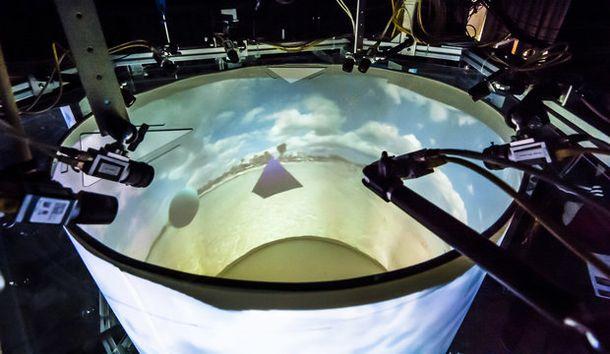 FreemoVR: система виртуальной реальности для животных