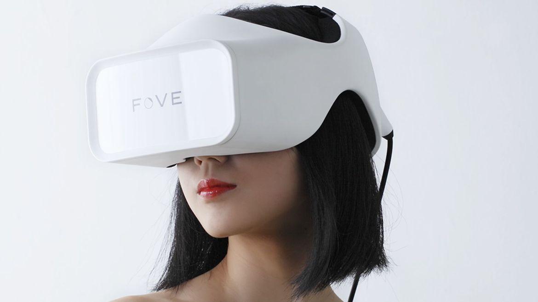FOVE VR: обзор инновационного шлема виртуальной реальности