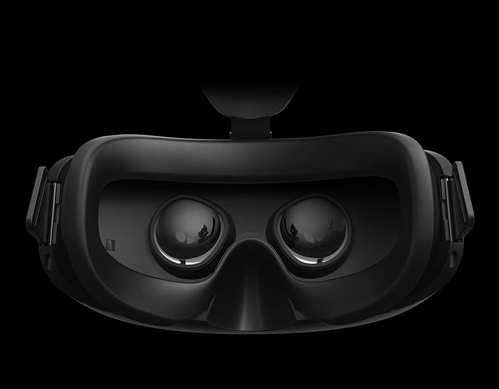 DeePoon M2 VR: самодостаточный шлем виртуальной реальности