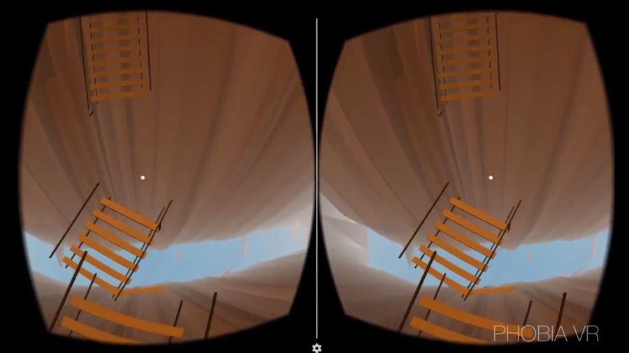 Приложение Phobia VR бесплатно избавит вас от фобий