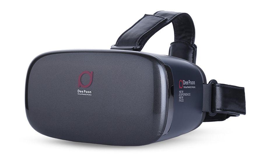 DeePoon E2: достойная альтернатива Oculus Rift?