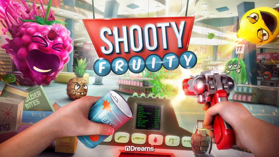Игра Shooty Fruity: расстреливаем продукты в VR (первый трейлер)