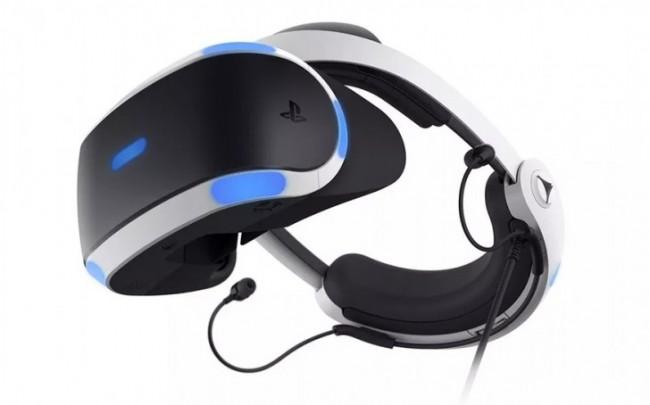 Обновленный шлем PlayStation VR: вторая версия скоро появится в магазинах