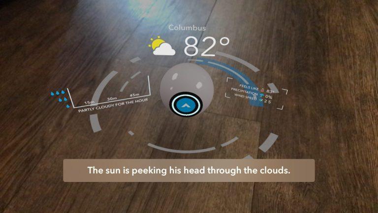 Игры и приложения на ARKit для iOS, которые вас точно удивят