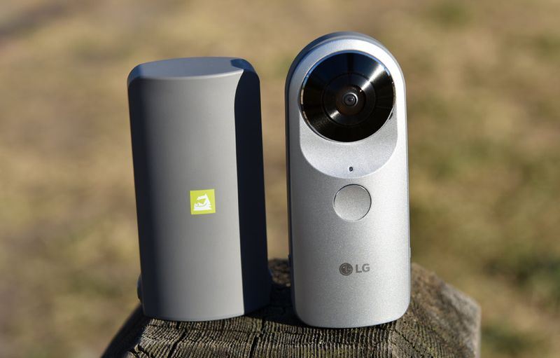 Обзор лучших панорамных камер 360 градусов