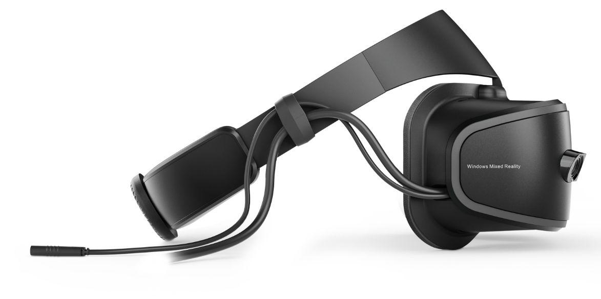 Lenovo Explorer – небезынтересная VR гарнитура на основе Windows MR