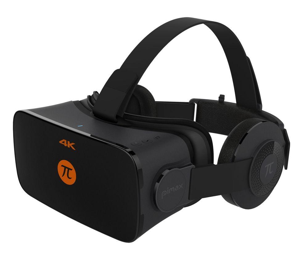 Pimax 4k: доступный VR шлем с высоким разрешением