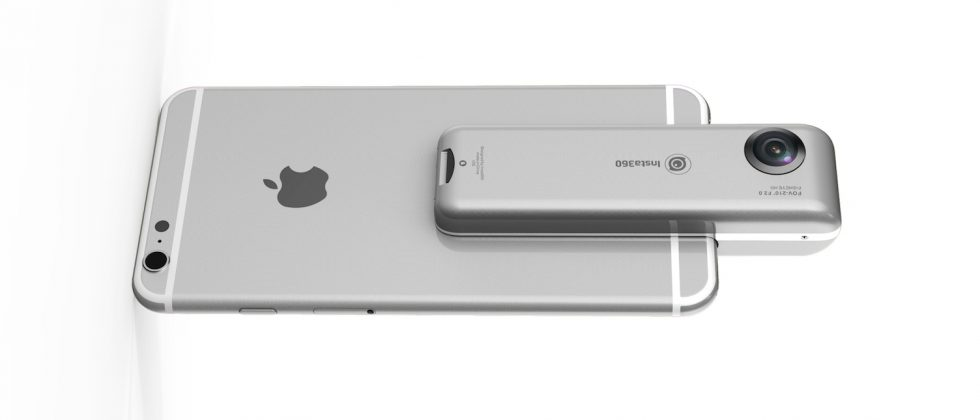 Insta360 Nano: обзор панорамной камеры