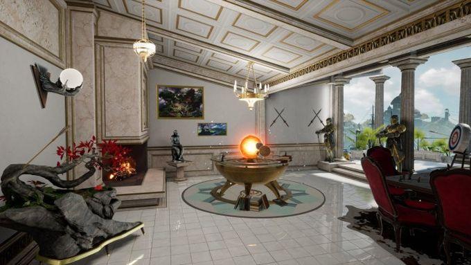 Виртуальный дом с Oculus Home