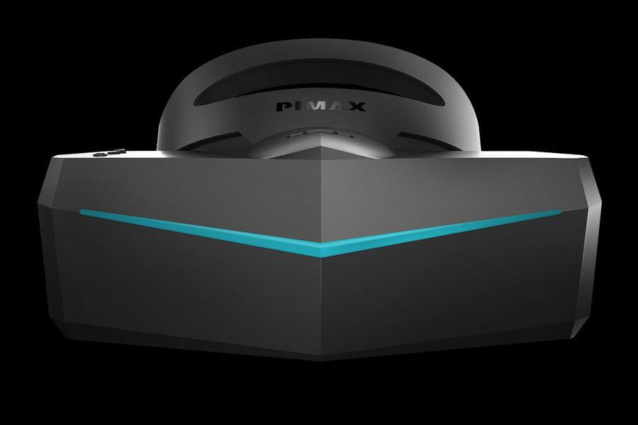 Pimax 8k: недорогой VR шлем с рекордным разрешением
