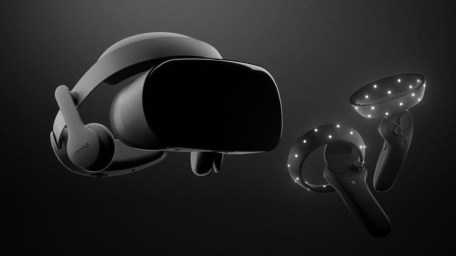 Samsung Odyssey - первые VR очки с OLED дисплеями