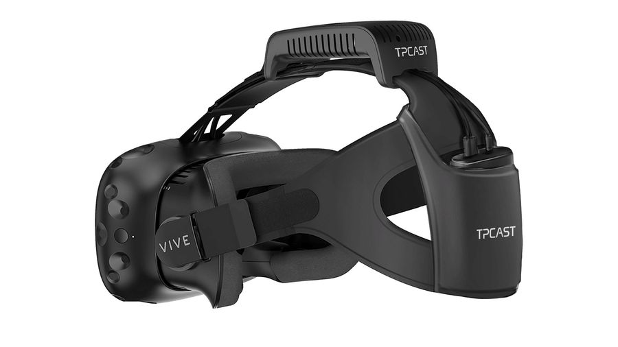 Oculus Rift без проводов с адаптерами TPCAST