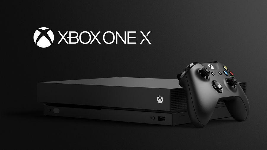 XBOX ONE X не будет поддерживать VR