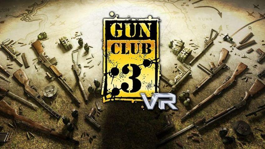 Gun Club VR - крутой симулятор оружия в VR!