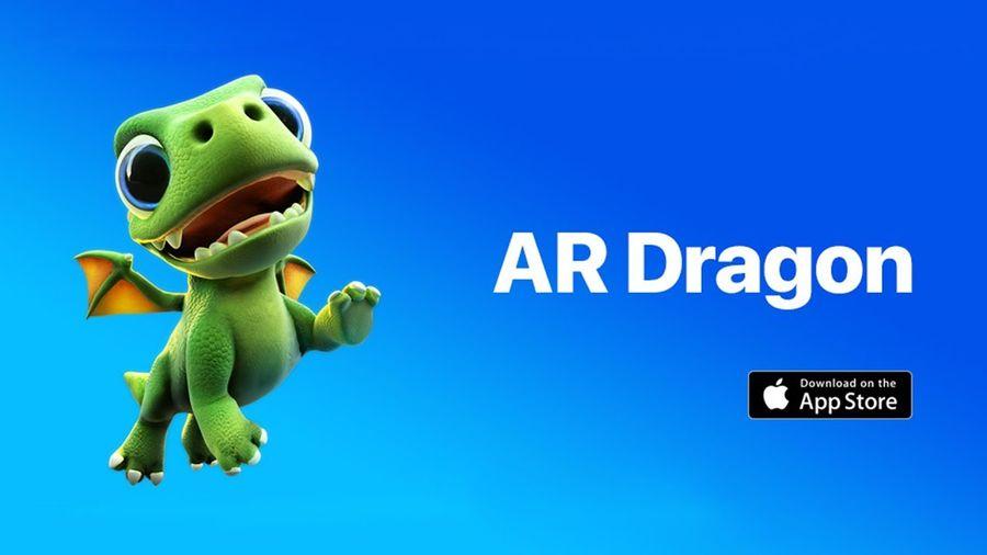 AR Dragon – виртуального дракончика в каждый дом!