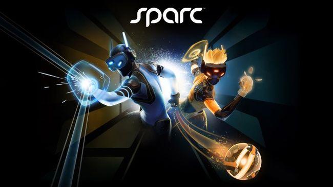 Sparc - VR игра вышла на Oculus Rift и HTC Vive