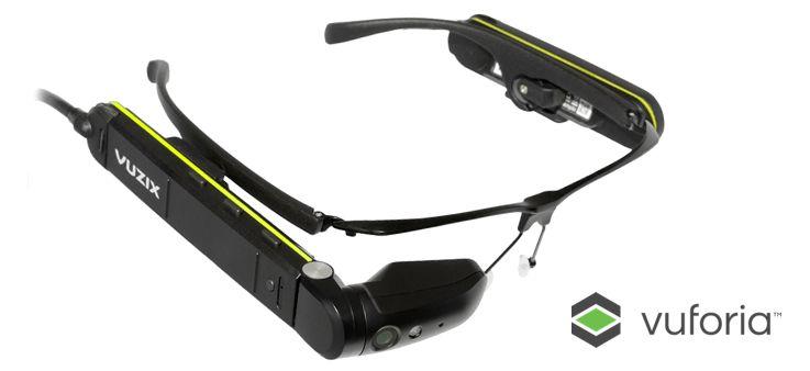 Очки Vuzix M300 теперь поддерживают платформу Vuforia